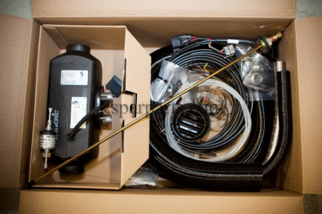 Espar Airtronic D4 Truck Kit W Digi Controller 12 Volt